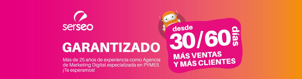 Tarifas de Marketing Digital para Pymes de SERSEO - Agencia de Marketing Digital Lowcost