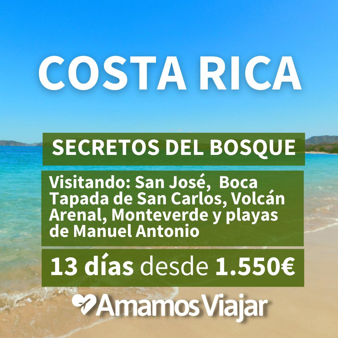 Costa Rica secretos del Bosque
