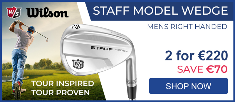 Wilson Staff Model Wedge Mens Right Hand 2 for 220 save 70