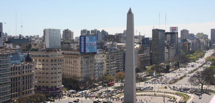 Hotel en la Ciudad de Buenos Aires