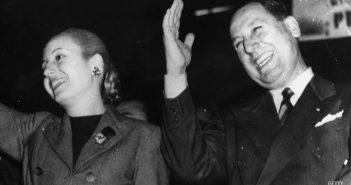 Primera y Segunda Presidencia del General Perón