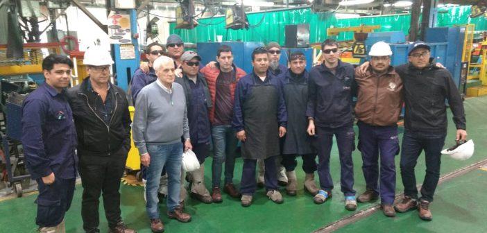 Visita a la Fábrica Metalsa