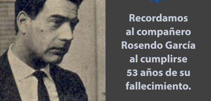 1966-13 de mayo-2019 Rosendo García