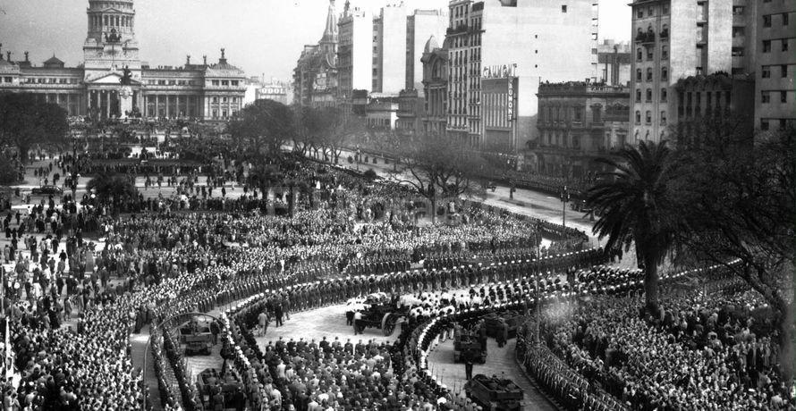 01 de julio de 1974- Fallecimiento de Juan Domingo Perón