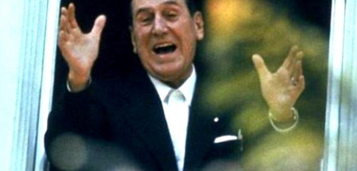 Fallecimiento del Presidente Perón
