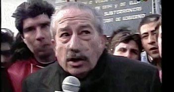 Fallecimiento de Luis Serafín Guerrero