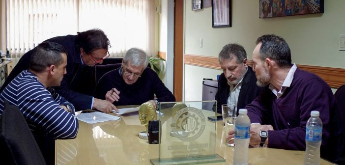 Firma de Convenio con el Centro Universitario de Idiomas (CUI)