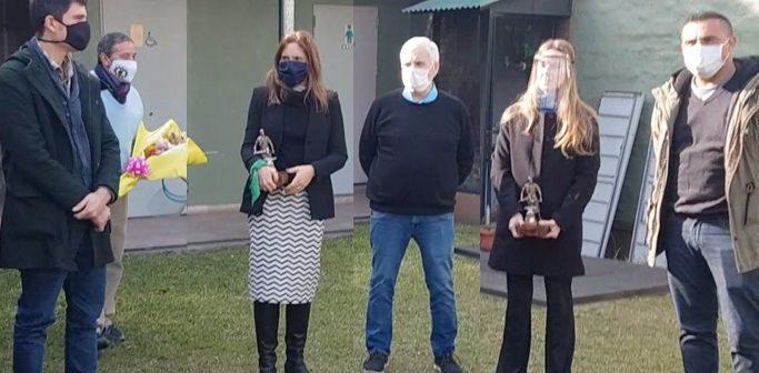 Importante visita de autoridades de la Provincia de Buenos Aires