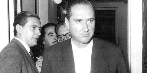 Asesinato Augusto Timoteo Vandor