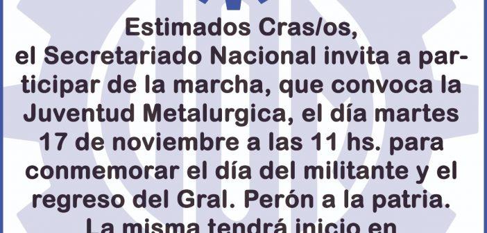 Día del Militante Peronista