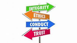 Integrity, Ethics, Conduct, Trust