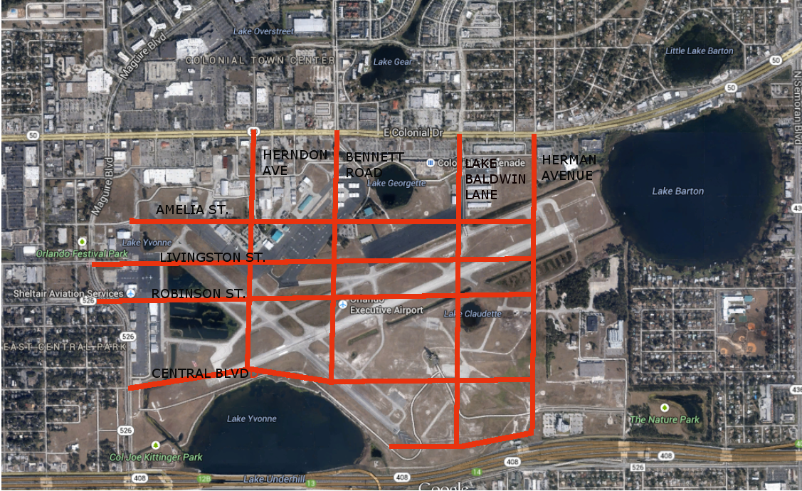 Orlando Executive Airport Redevelopment