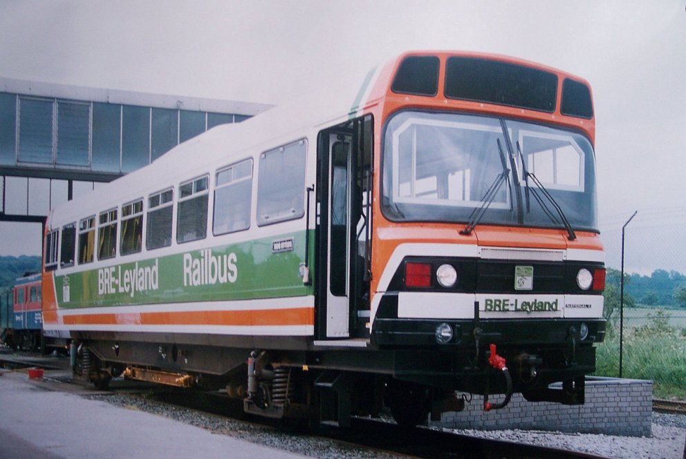 Contemporary railbus