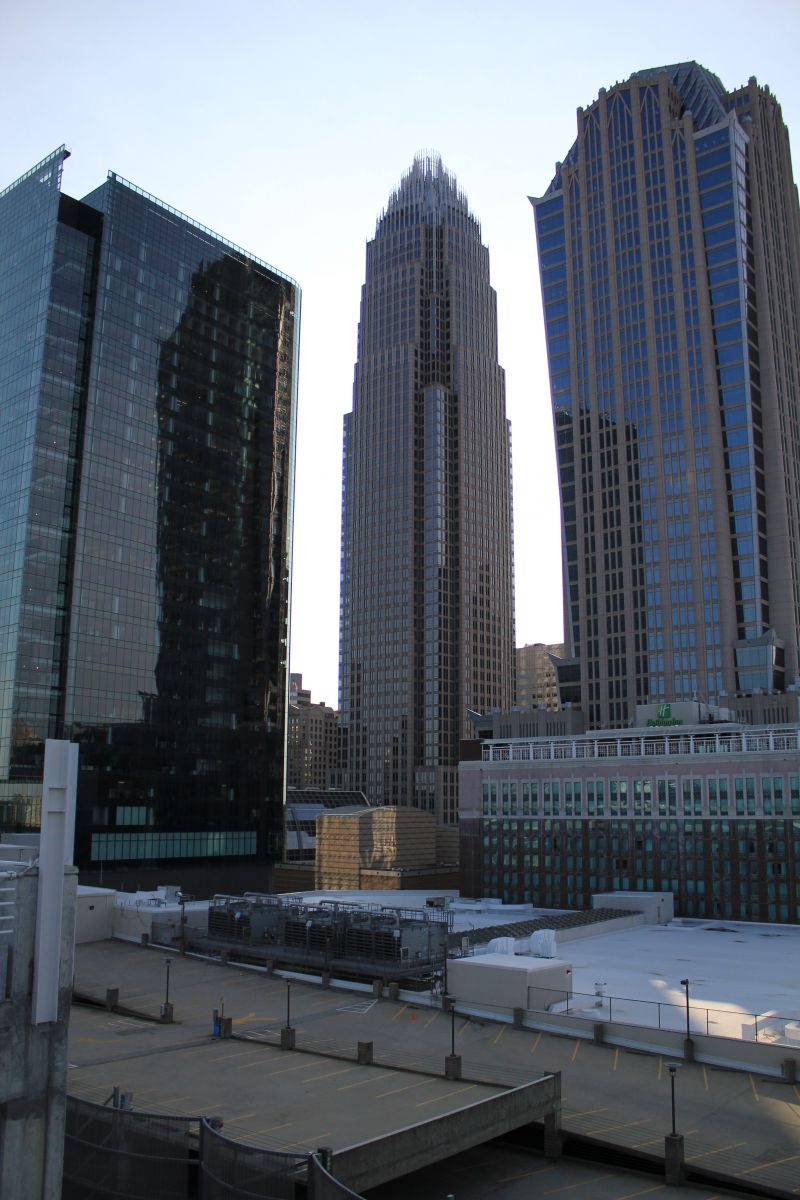 LEED Certified BOA Tower, Corporate Center and Hearst Tower