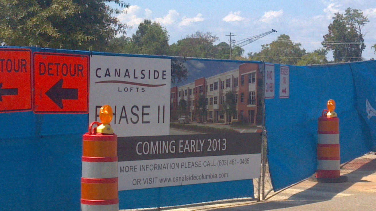 Canalside phase II