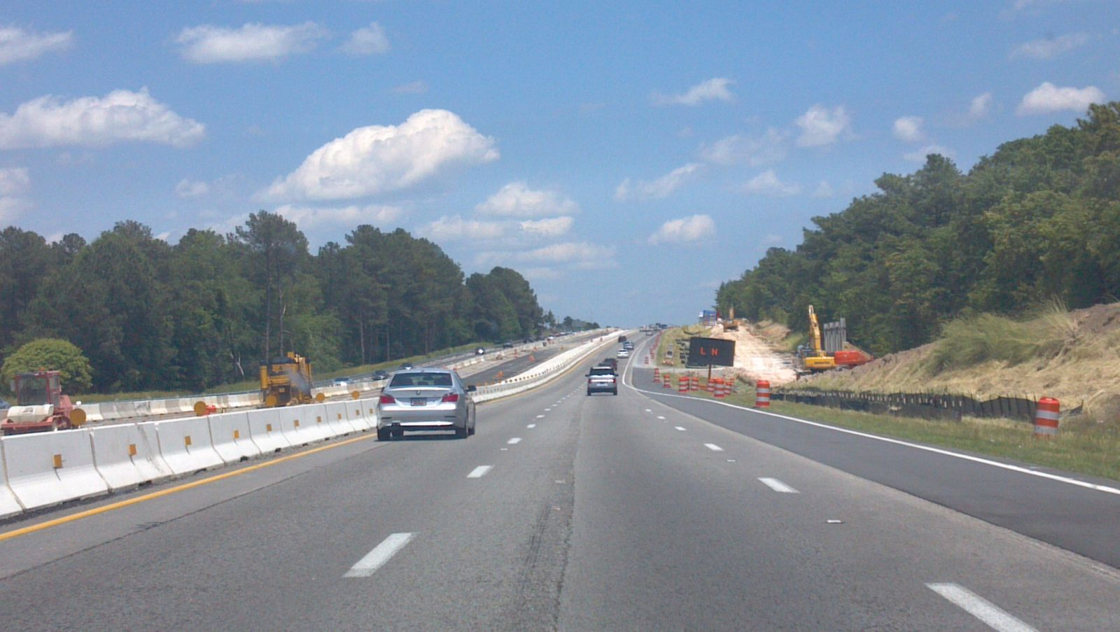 I-20 Widening Project Columbia,SC