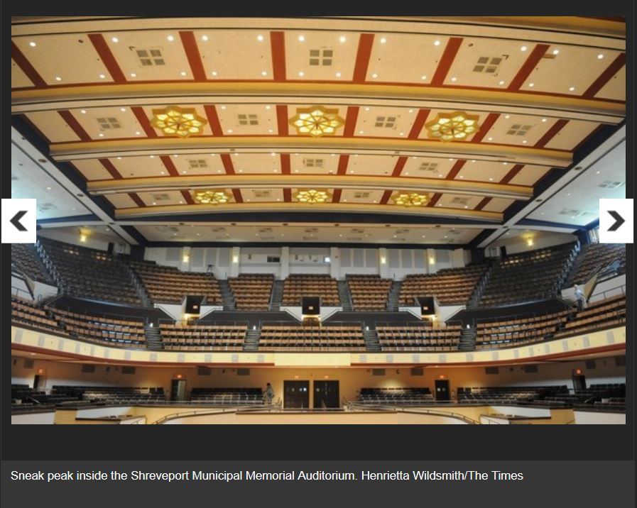 Shreveport Municipal Auditorium