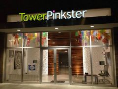 TowerPinkster new lobby in JA building