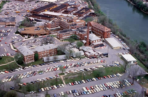 Rolling Mill Hill Hospital around 1960.png