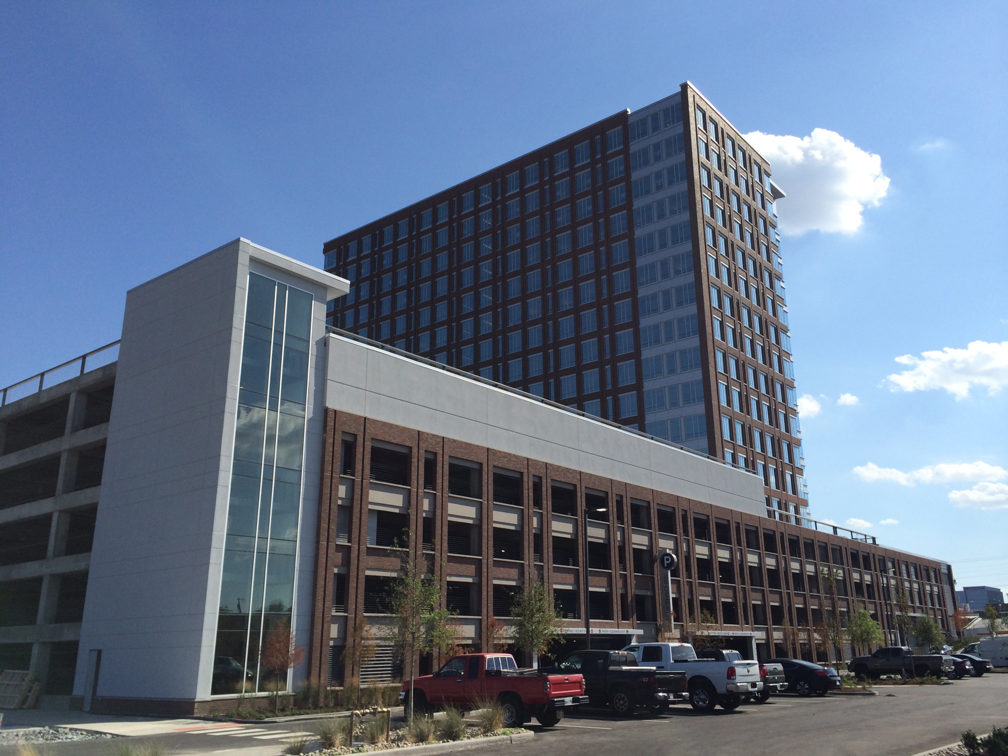 Capitol View Northwestern Mutual Hca 32 Acres Of Mixed Use