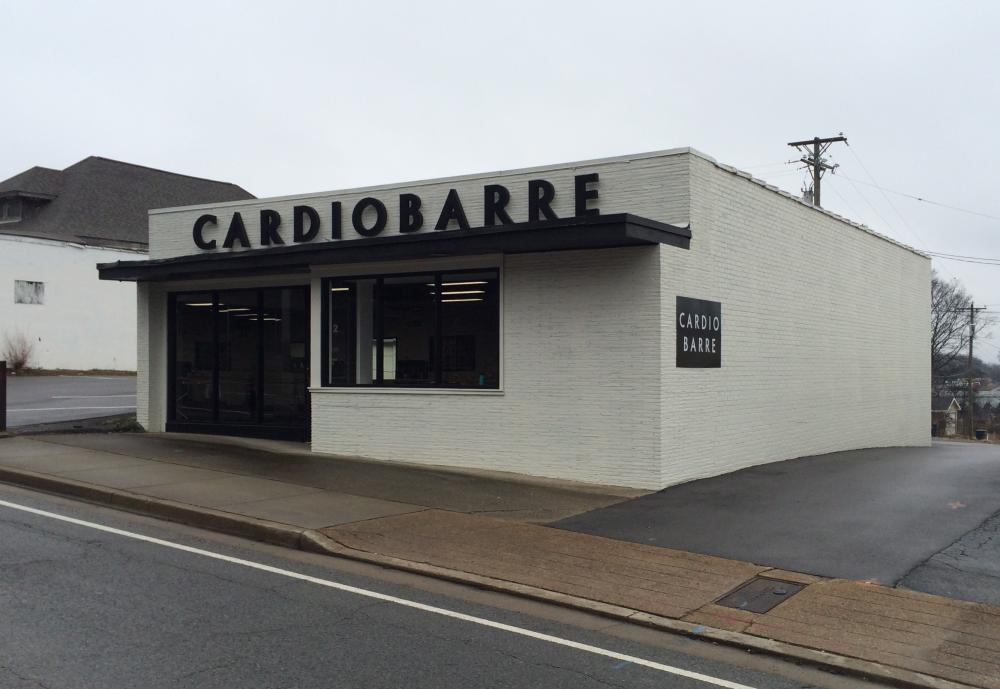 Cardiobarre, 8th Ave South, Jan, 2017.JPG