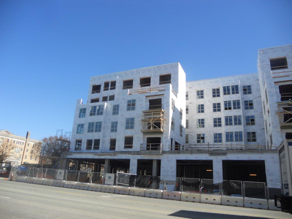 New Apartments On Franklin Street Chapel Hill