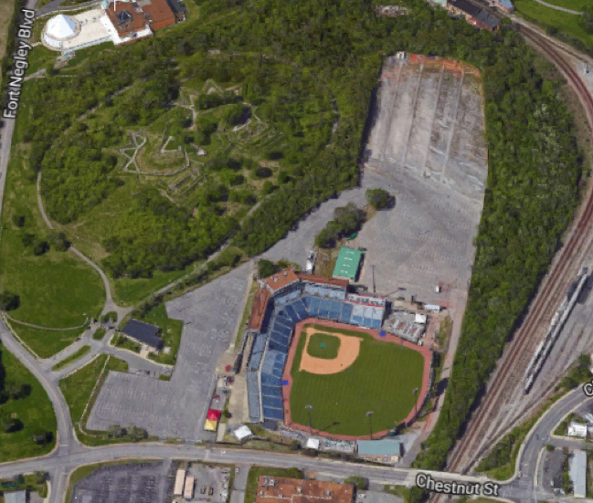 Greer Stadium redevelopmet map 1.png