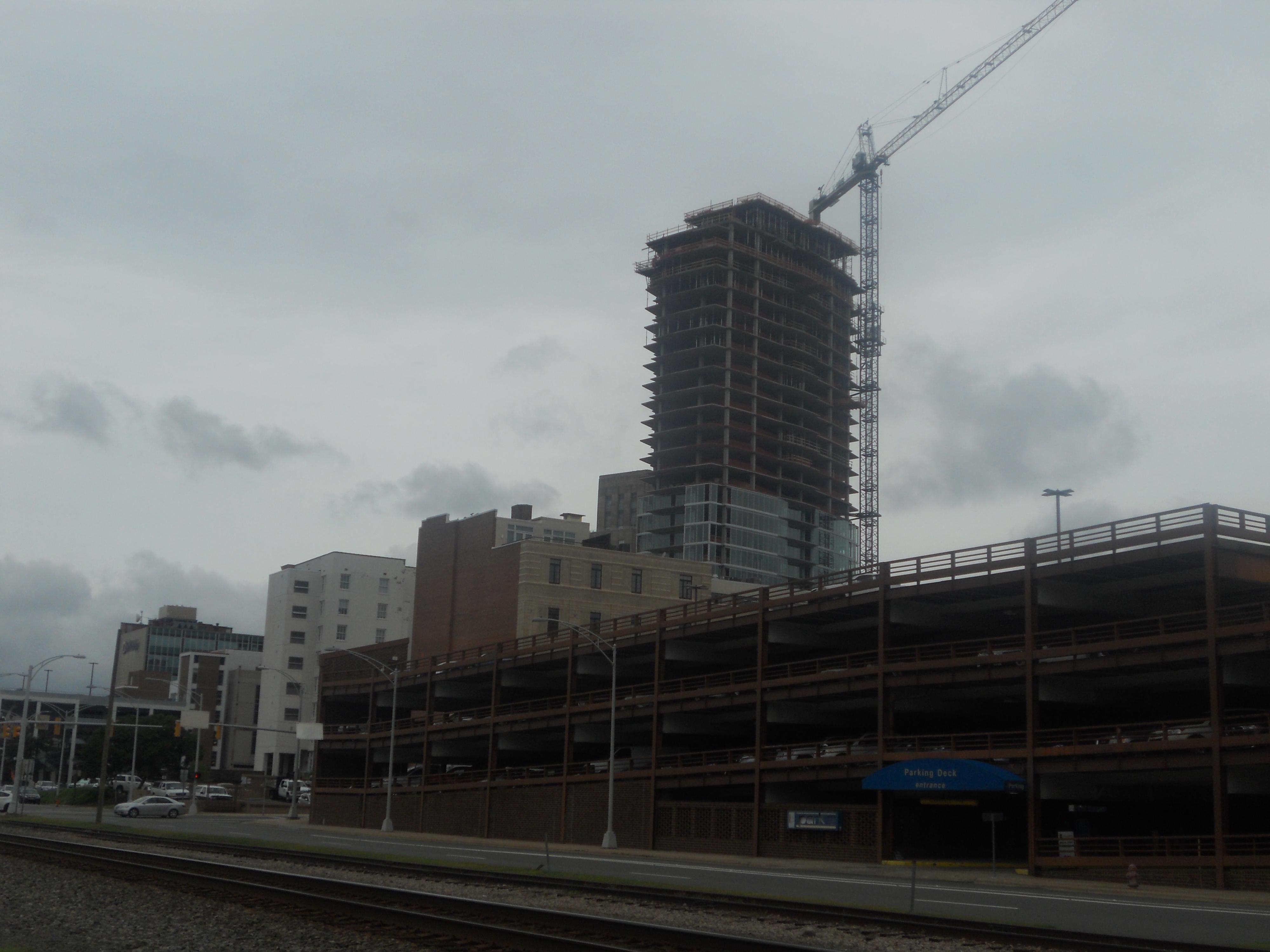 Durham City Center Tower Page 4 The Nc Triangle Urbanplanet Org