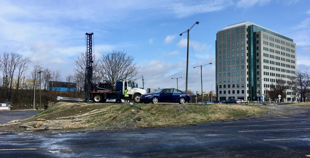 State Lot at JRP & Rosa Parks Blvd core drilling, Feb 24, 2018.jpg