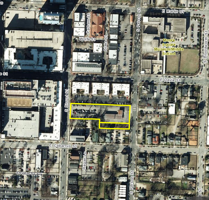 Downtown Raleigh's Future