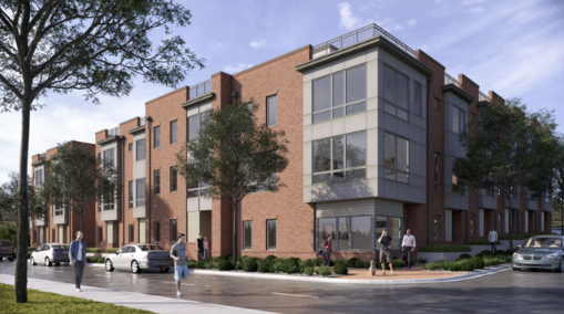 2nd Ave Townhomes, Taylor Germantown, Jan, 2019, render.png