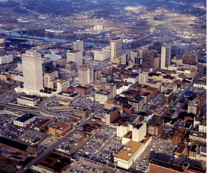 Jan 9, 1975 aerial of downtown.png