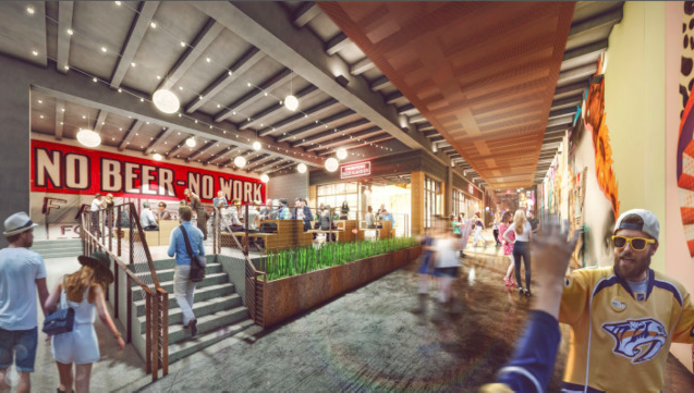 Printers Alley Beer Garden, July 16, 2019, render 2.png