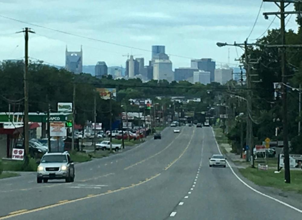 Looking south from Dickerson Pike just south of E Trinity Lane, Aug 24, 2019 x.jpg