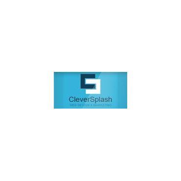 CleverSplash Web Design PROFILE.logo