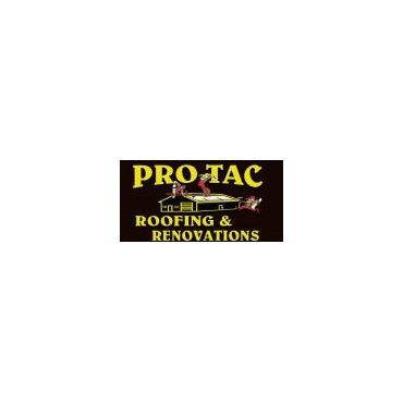 Pro-Tac Roofing & Renovations PROFILE.logo