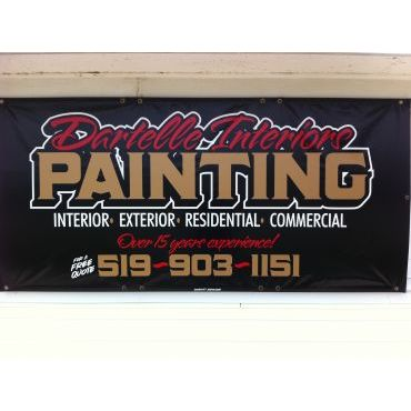 DARTELLE INTERIORS PAINTING logo