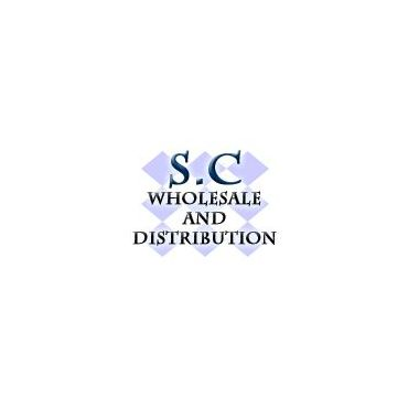 S.C WHOLESALE AND DISTRIBUTION logo