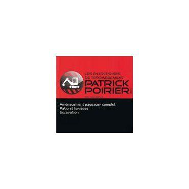 Les Entreprises De Terrassement Poirier Patrick Inc logo