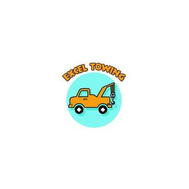 Excel Towing logo