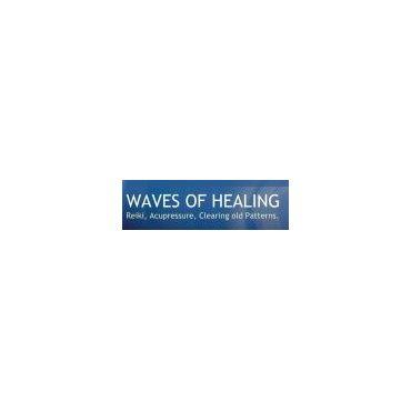 Waves of Healing logo