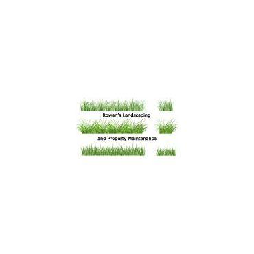 Rowan's Landscaping and Property Maintenance PROFILE.logo