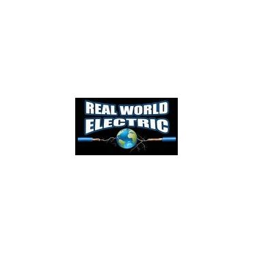 Real World Electric logo
