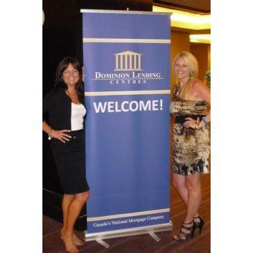 Sandi Campardo & Heather Jiwan- DLC BC Mortgage Group logo