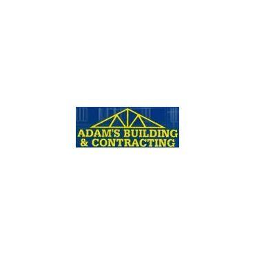 ADAM'S BUILDING & CONTRACTING logo