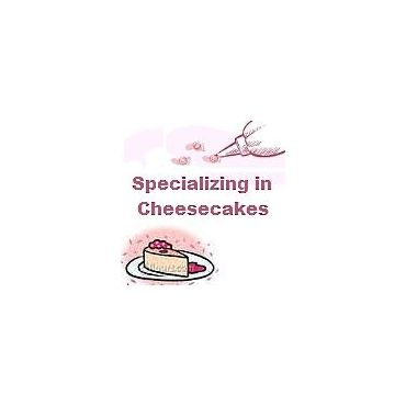 Specializing In Cheesecakes logo