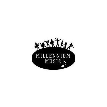 Millennium Music logo