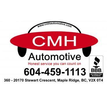 CMH Automotive PROFILE.logo
