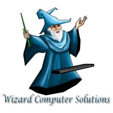 Wizard Computer Solutions PROFILE.logo
