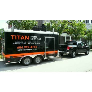 Titan Home Services logo